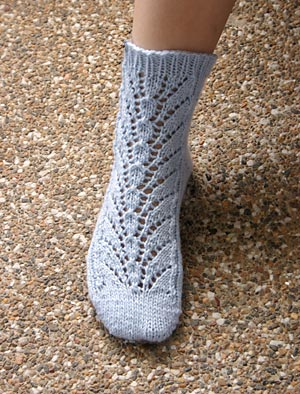 Mirabella sock one