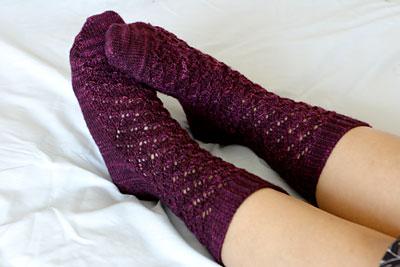 Coupling socks, done